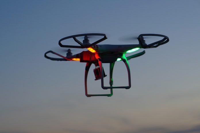 Drony na Bluetooth?
