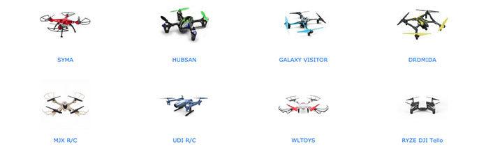 Jaki dron na początek do nauki latania