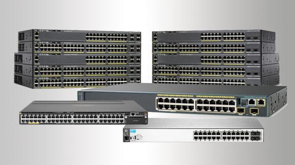 Najlepsze przełączniki sieciowe dla Twojej firmy.